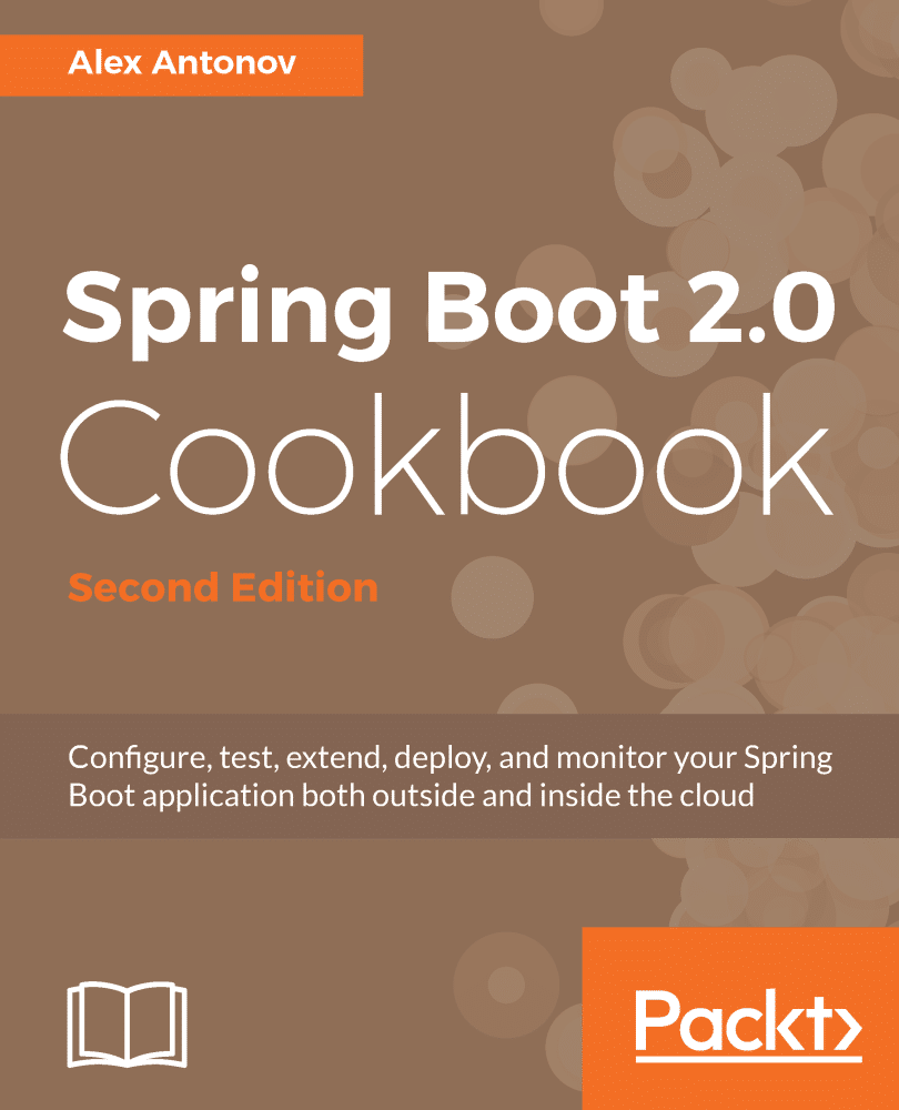 Spring Boot 2.0 Cookbook